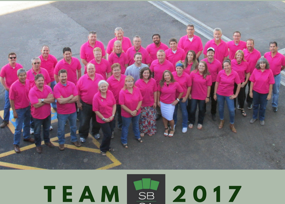 Meet Team SBSA | Summer of 2017